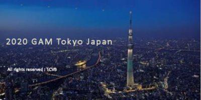 2020 GAM Tokyo Japan