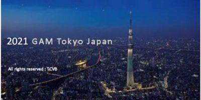 2021 GAM Tokyo Japan